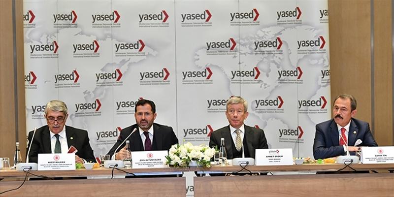 YASED and Grand National Assembly of Turkey Committee on Industry,