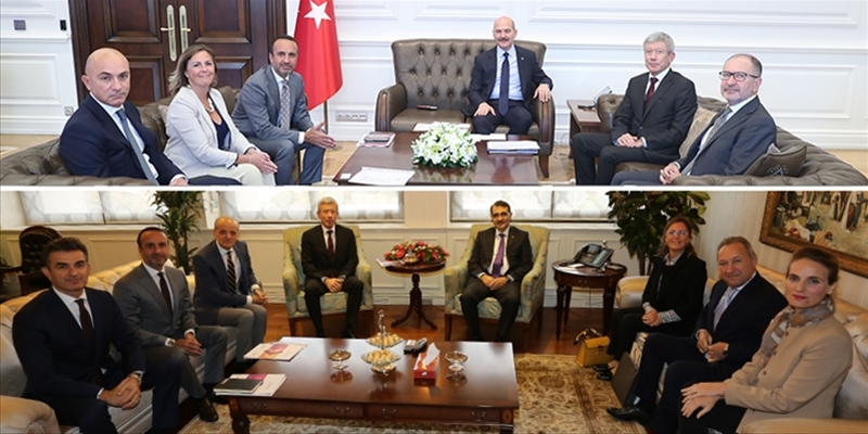 YASED Continues Its Official Contacts in Ankara With Its Structural Reforms Agenda